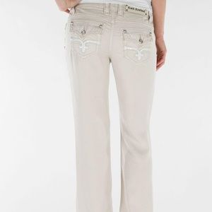 Rock Revival beach pants casual embellished pants